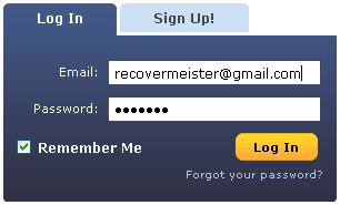 how to get into old myspace account without email or password