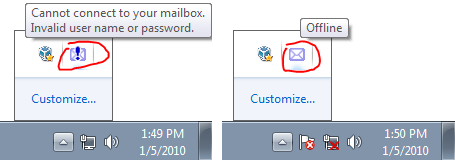 Gmail Notifier password decrypter